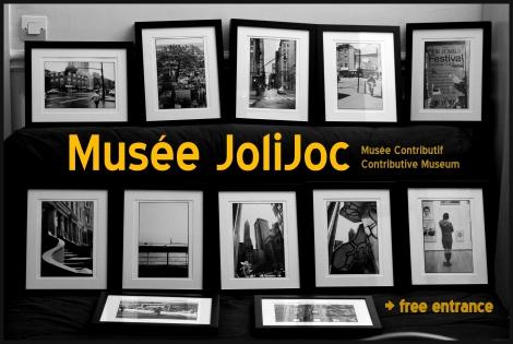 Musée Jolijoc. Ou comment contribuer !