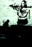 Blog passezmoilajocondede - Joconde Banksy