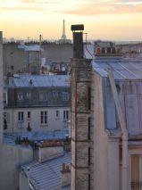 ©Mamievlin - Vue de la chambre -Paris