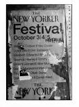 the new yorker festival © julie sescosse