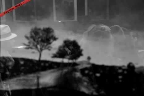 Décembre 13 - thème : La réflexion / indésirable : Lunettes