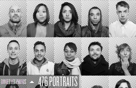 476 PORTRAITS